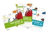 Taal actief 4 taal (2012) boeken