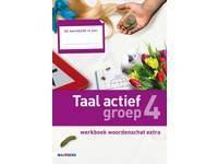 Taal actief 4 woordenschat extra (2012) boeken