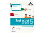 Taal actief 4 spelling groep 5 handleiding