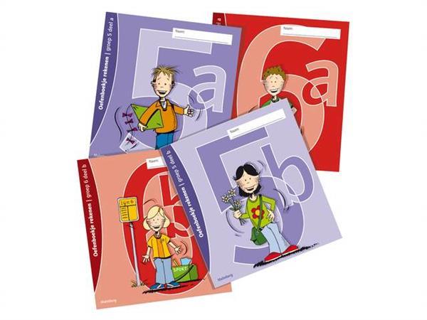 Oefenboekje rekenen B groep 8 antw.