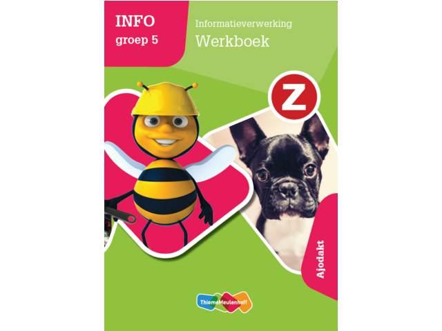 Z-Info groep 5 - Informatieverwerking Werkboek - Ajo