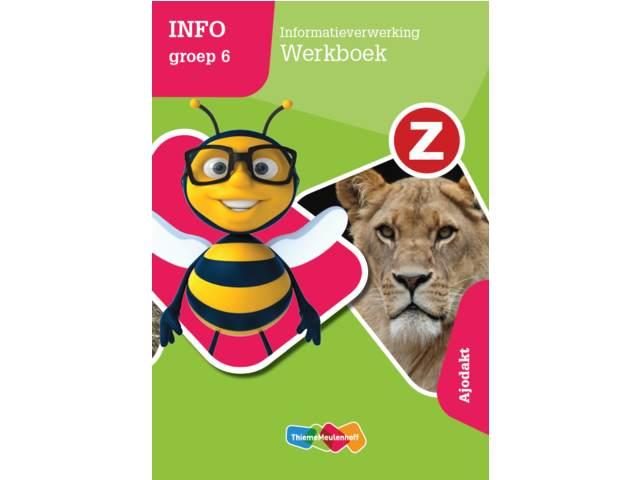 Z-Info groep 6 - Informatieverwerking Werkboek - Ajo