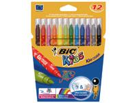 Bic kids kleurpotloden TropiColors