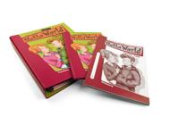 Hello World 2 groep 5-6 tekstboek- Lisa's Journey (groen)