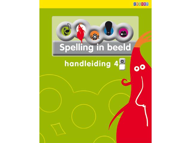 Spelling in beeld 2 groep 7 antwoordenboek 7B