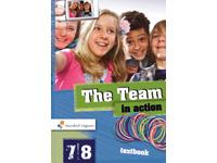 The team 2 groep 7-8 On the move werkboek